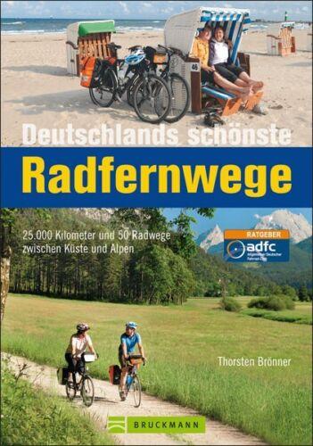 1 von 1 - Deutschlands schönste Radfernwege 50 Radwege Radreisen Streckenführung Buch