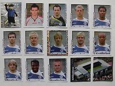 15 Panini Bilder/Sticker Arminia Bielefeld Fußball Bundesliga 2008/09