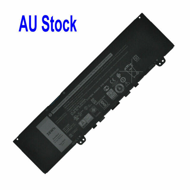 AU 38Wh F62G0 battery for Dell Inspiron 13 7000 7370 7373 7380 Vostro 5370 RPJC3