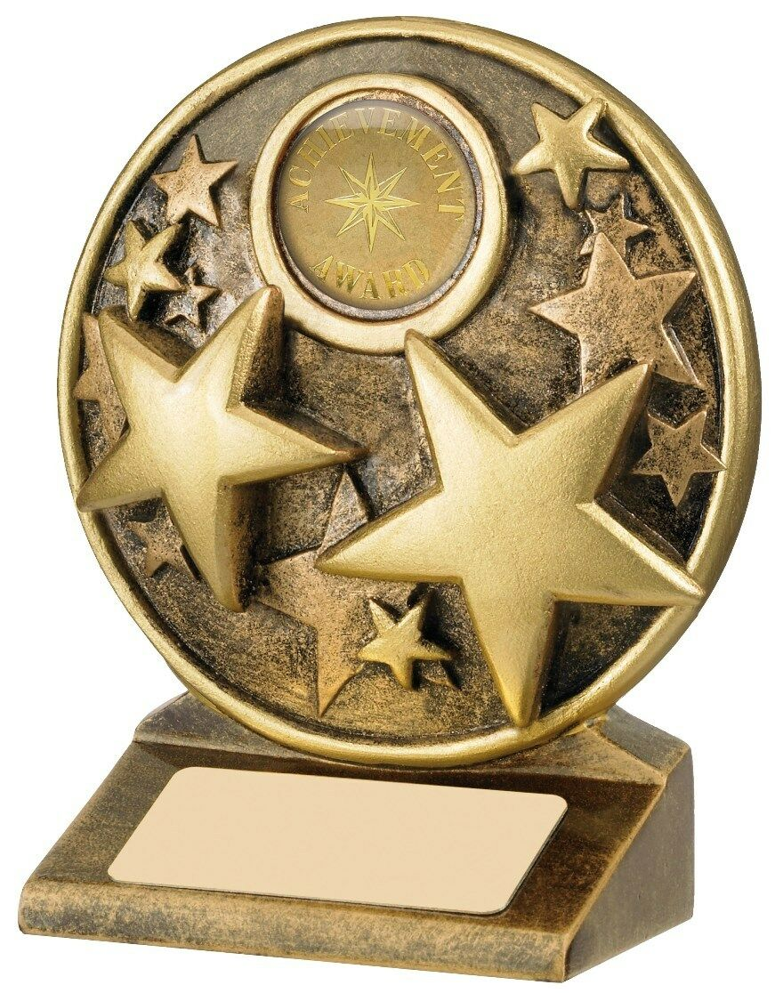Star Award Trophy - Free Engraving School Trophies