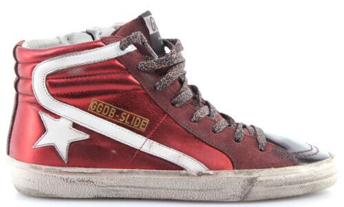 Sneakers G30ws595p4 Golden Slide Brick Goose Lame Chaussures Bordeaux Ita Femmes RqwXC5
