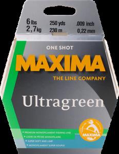 Maxima-Ultragreen-Copolymer-Monofilament-One-Shot-Spool-Premium-Fishing-Line