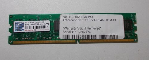 Desktop Ram Assorted 1GB DDR2 PC5300 5400 667MHZ Memory Modules