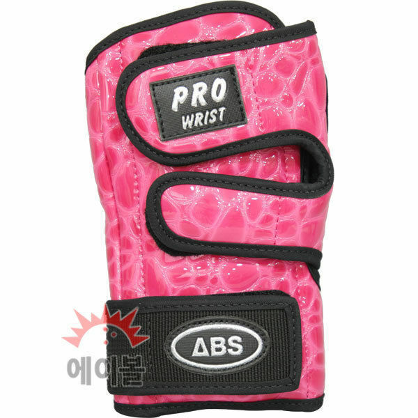 ABS Pro Pink   Bowling Wrist Supports Accessory Accessary   Left, Right Hand_IC