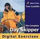 Complete Day Skipper Digital Exercises von Tom Cunliffe und Adlard Coles Nautical (2008)