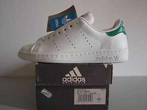 219be97aaeed Adidas Stan Smith US 7 1991 Vintage Made in Spain Rare Originals ...