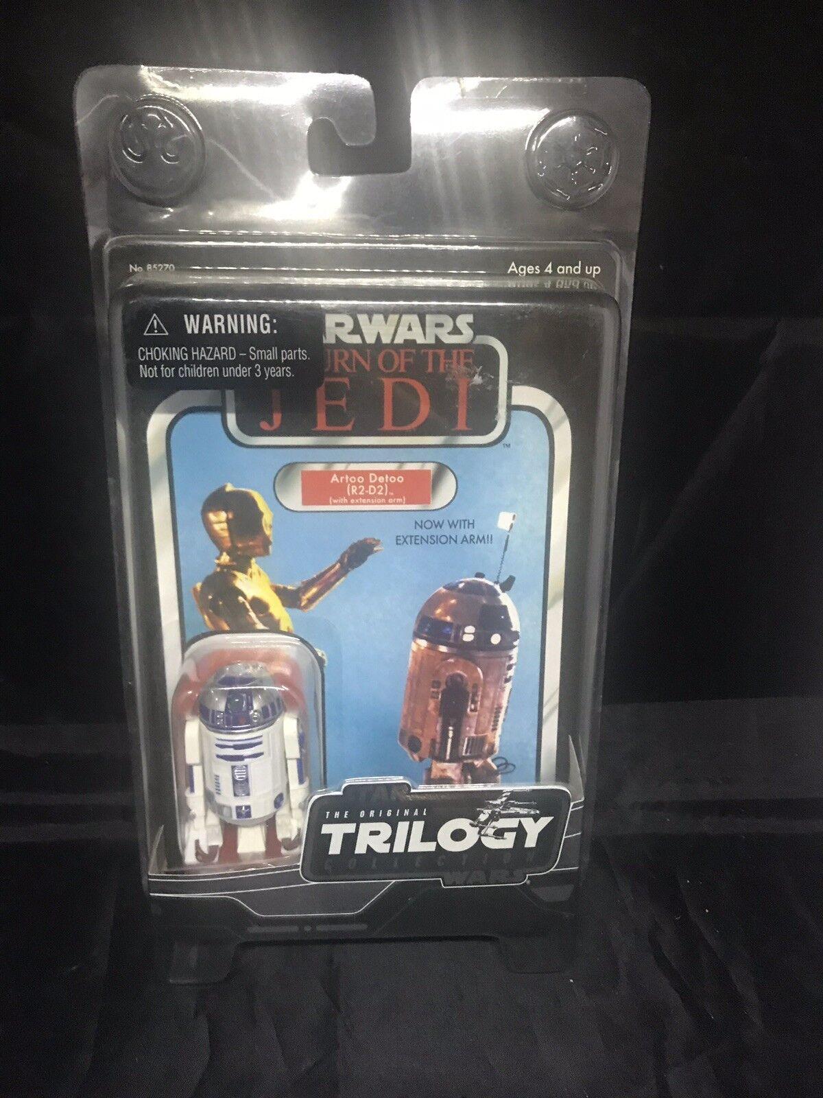 Star Wars R2-D2 Figure Vintage R2D2 VOTC Rare momc