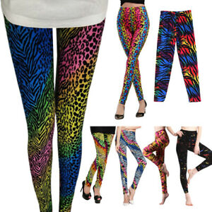 80s Outfit Women Leggings