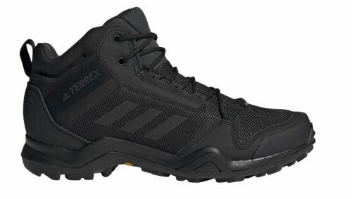 Adidas Performance Messieurs Trekking Chaussure Bottes Terrex ax3 MID GTX NOIR