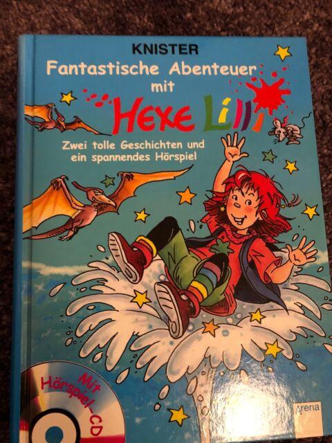 Fantastische Abenteuer mit Hexe Lilli von Knister (2011, Gebundene Ausgabe)