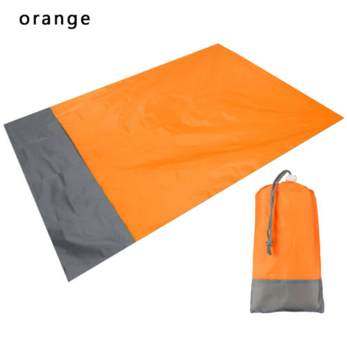 Waterproof Outdoor Beach Mat Tente Accessoires Camping Couverture Picnic Ground Mat