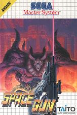 ## SEGA Master System - Space Gun / MS Spiel ##