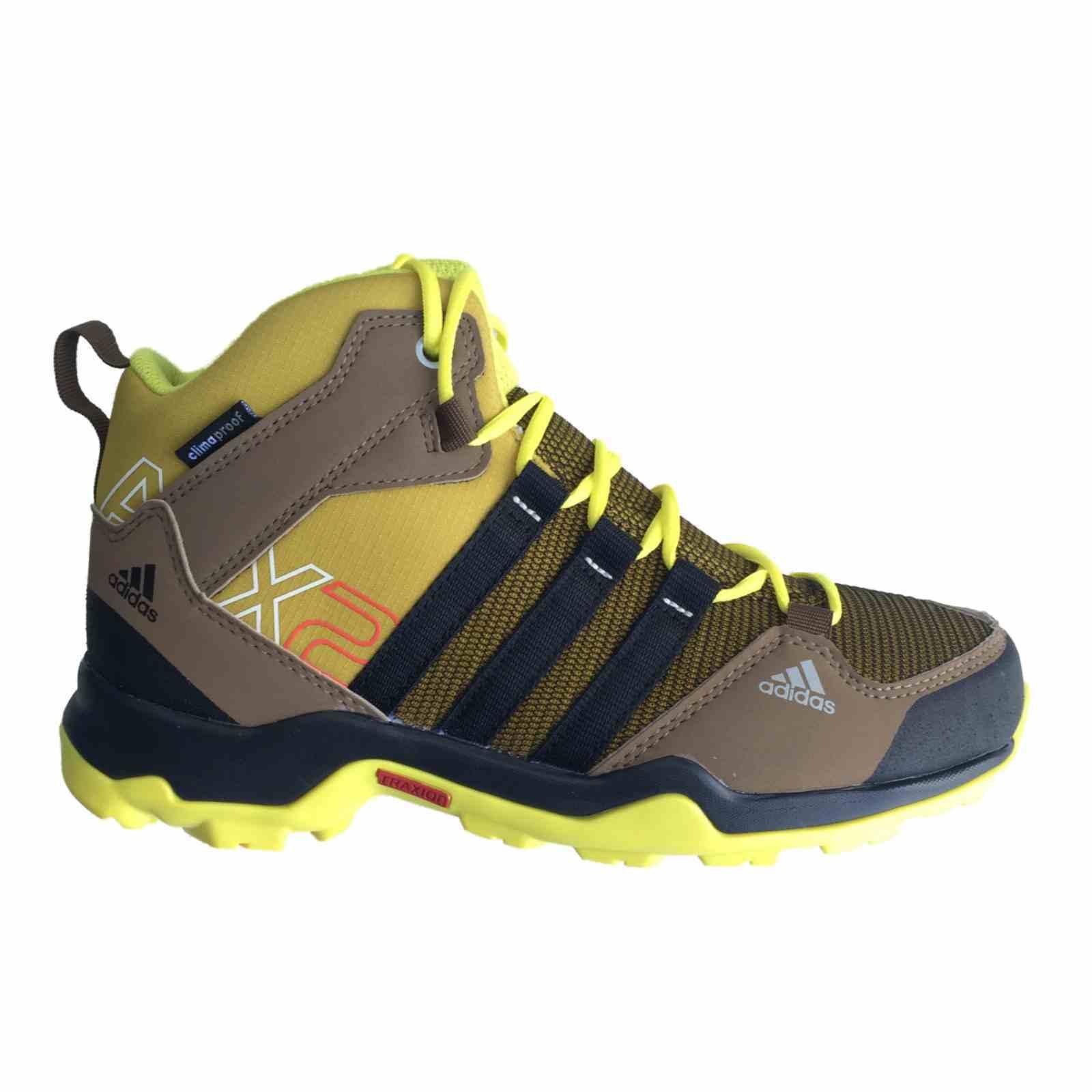 Adidas Trekking Wanderschuhe Outdoor Schuhe wasserdicht AX2 MID CP B22842 Kinder