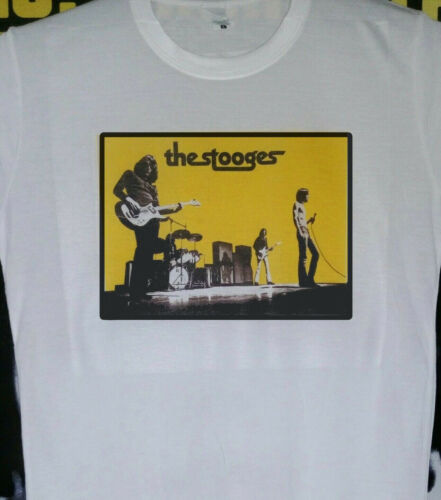 The Stooges T shirt Extra Large//IGGY POP