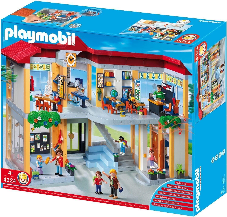 Playmobil® Schule 4324 komplett - NEU - OVP