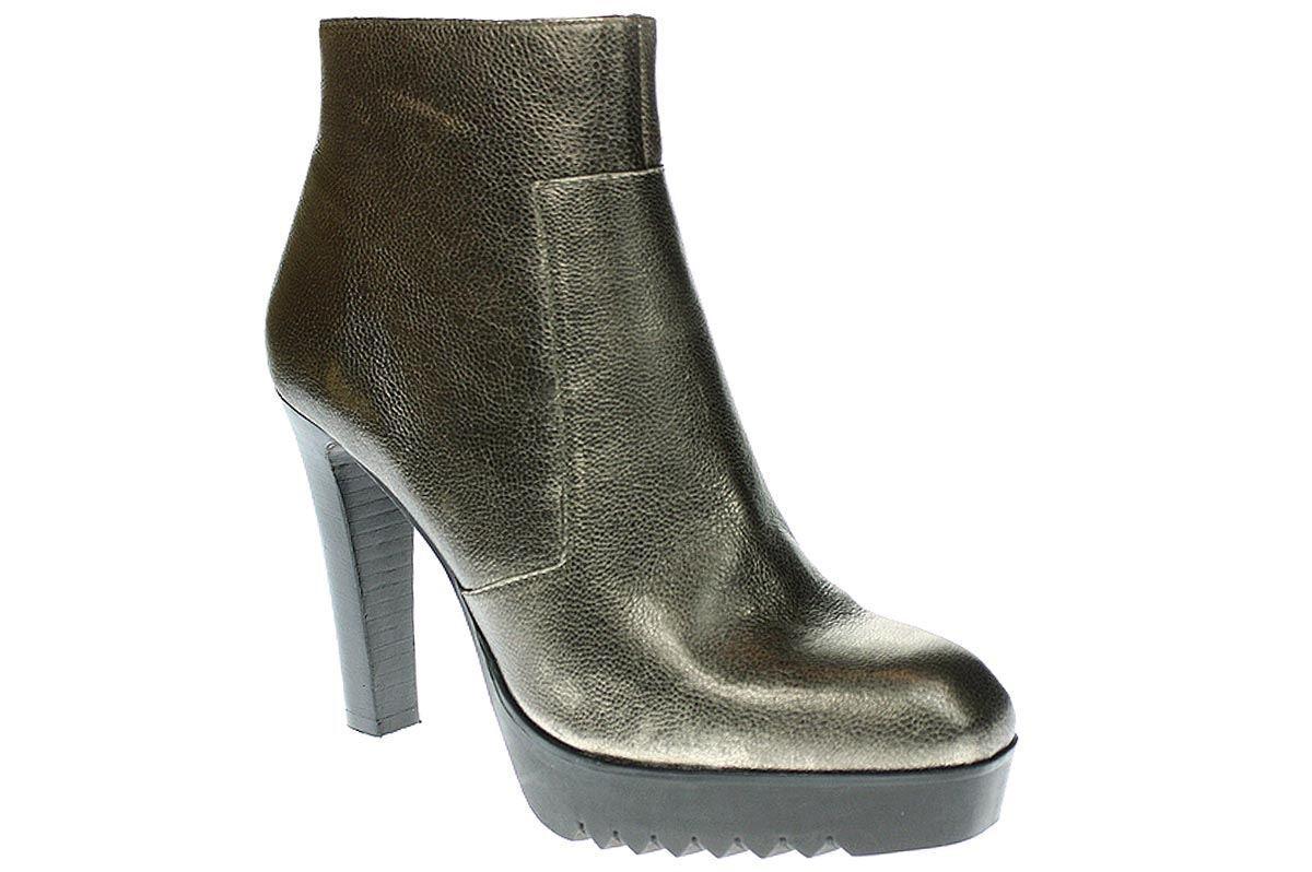 Bruno premi samba-señora zapatos botas de siefelette i6300x samba-acciaio