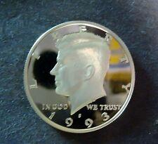 1993-S 50C DC (Proof) Kennedy Half Dollar