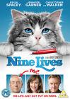 Nine Lives DVD 2016 Kevin Spacey Jennifer Garner Region 2