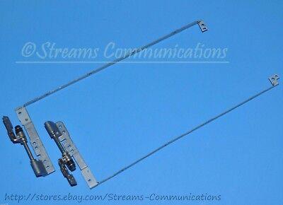 Left + Right TOSHIBA Satellite L505 L505-ES5018 Laptop LCD Hinge Brackets