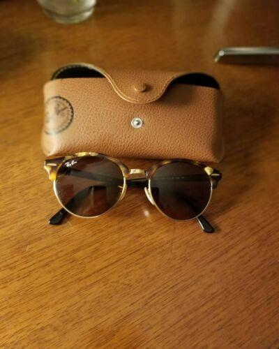 1930s/40s Style RAY BAN tortoise Shell Sunglasses