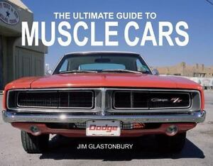 Paperback Chunkies Ultimate Guide To Muscle Cars By Jim Glastonbury