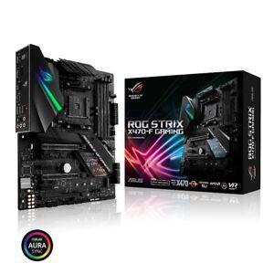 Asus-ROG-Strix-X470-F-GAMING-Desktop-Motherboard-AMD-Chipset-Socket-AM4-64-GB-4