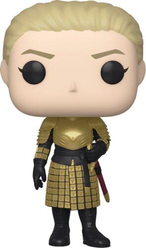Figura in Vinile ** PRE-ORDINE ** GAME OF THRONES-Brienne di tarth esclusivo Pop
