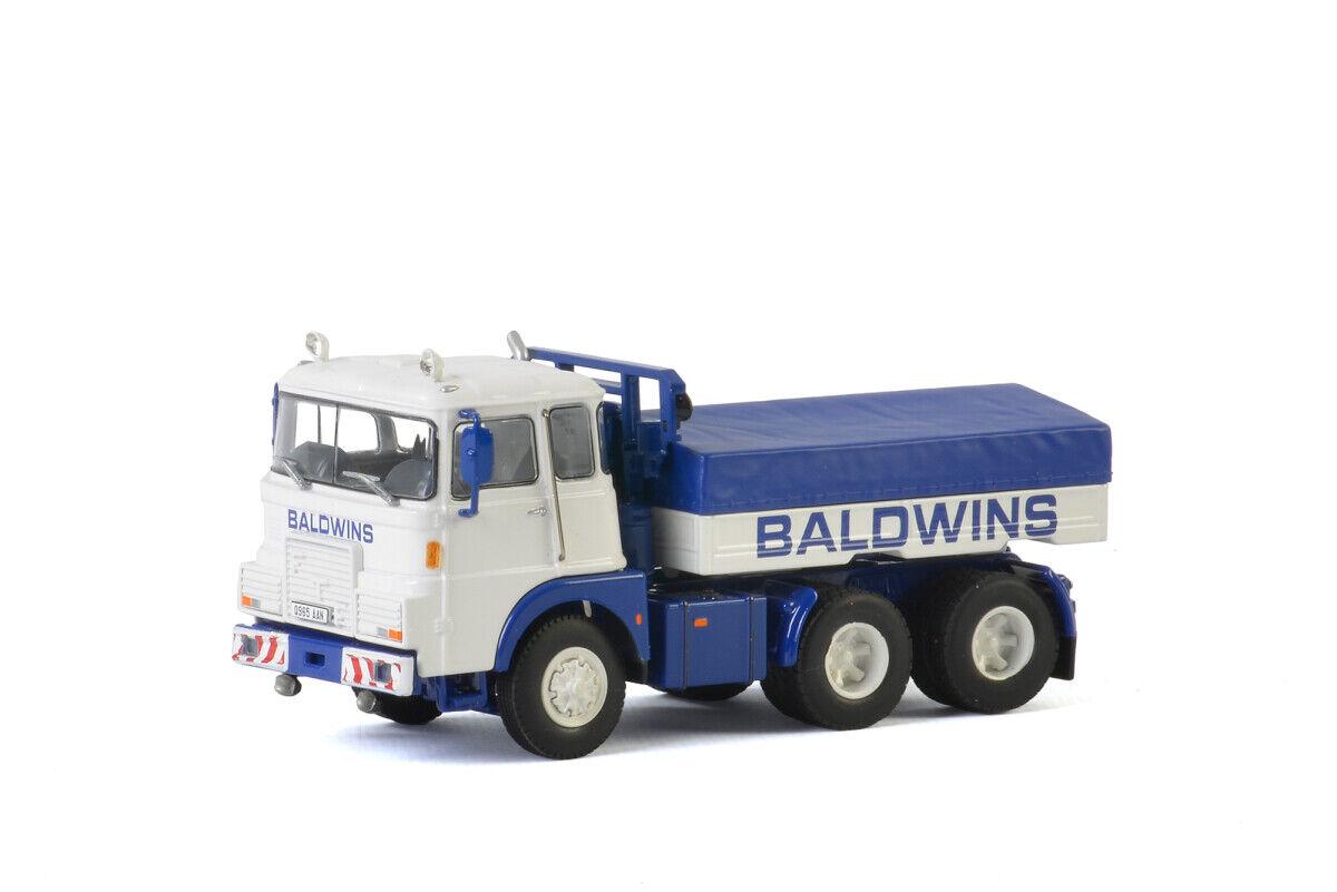 WSI 01-2381 Baldwins Crane hire FTF F serie 6x4 + lastre box nuevo en el embalaje original