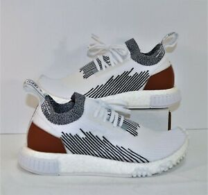 Details about Adidas NMD Racer Monaco Whitaker Car Club White Running Shoes Sz 6 NEW AC8233