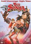 Red Sonja 0012569691124 With Arnold Schwarzenegger DVD Region 1