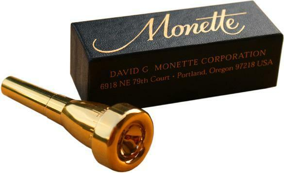 Monette mouthpiece STC MF II