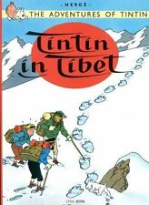 The Adventures of Tintin Original Classic: Tintin in Tibet by Hergé (1975,...