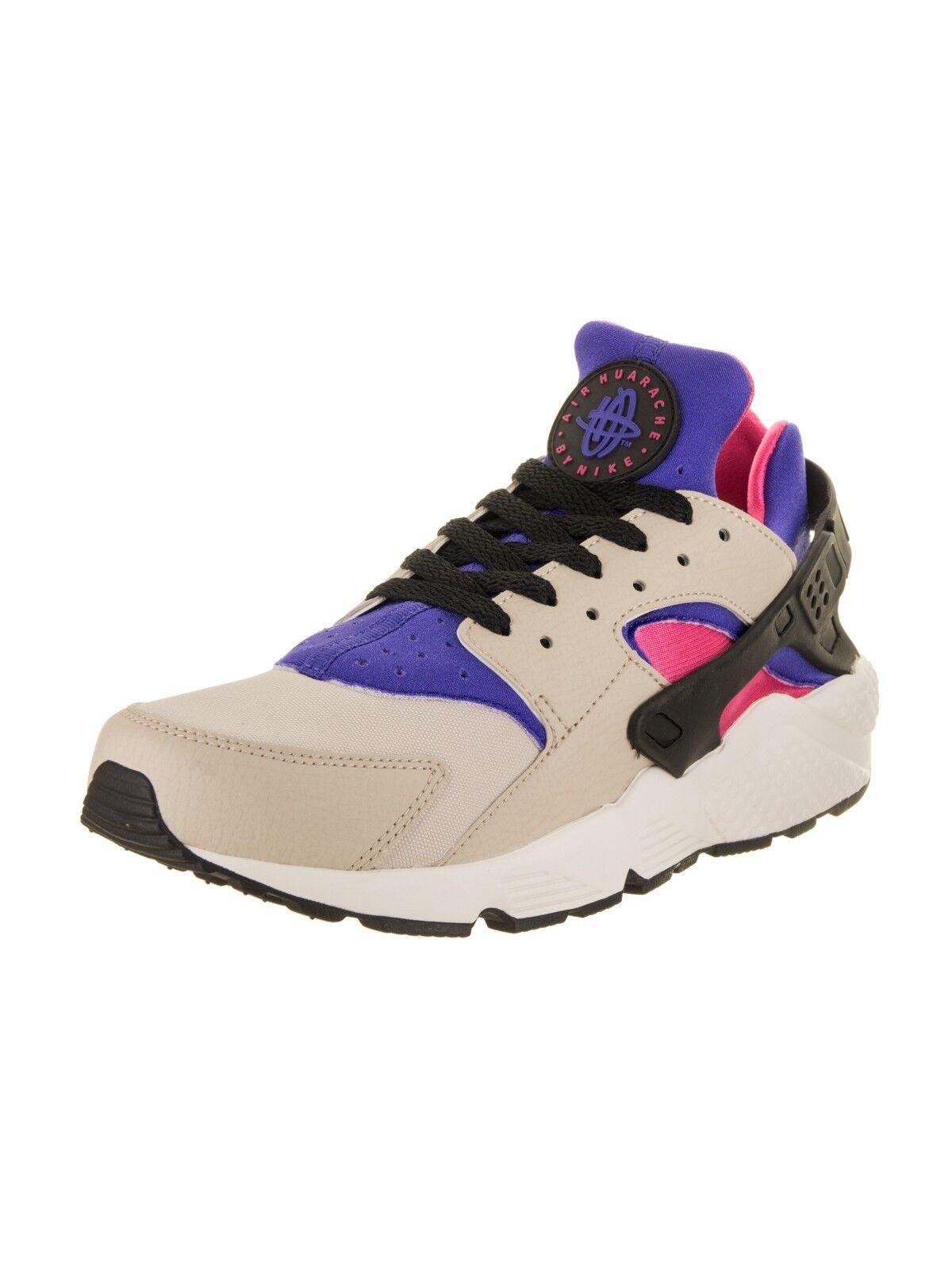 Nike Air Huarache Desert Sand Persian purple White Black 318429-056
