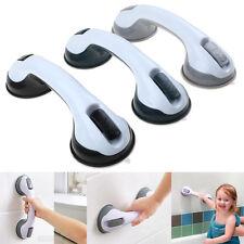 Shower Grip Handle Bathroom Suction Grab Bar Safety Cup Rail Tub