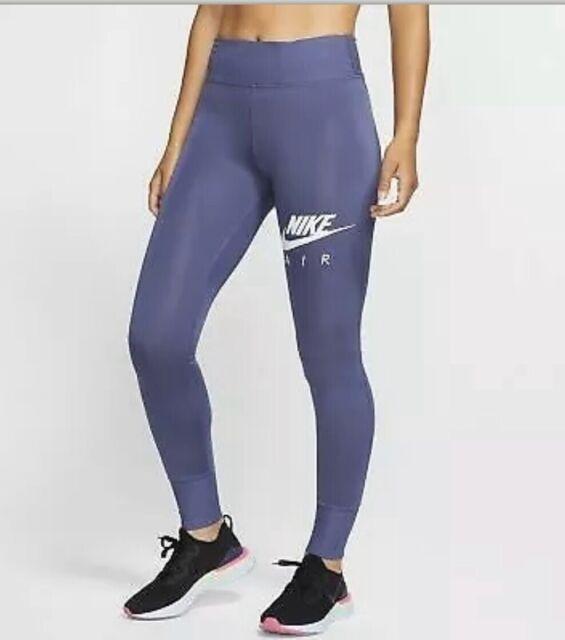 Camión golpeado Con fecha de materno  Nike Fast Womens 7/8 Running Tights Cj0596 010 Black Size 1x for sale  online   eBay