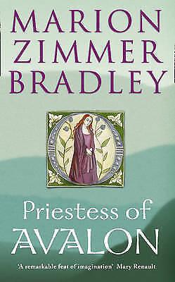 Priestess of Avalon, Diana L. Paxson, Marion Zimmer Bradley, Very Good Book