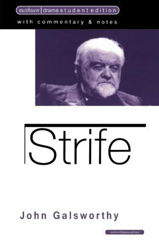 Strife by Galsworthy, John, Sir  New 9780413542700 Fast Free Shipping,,
