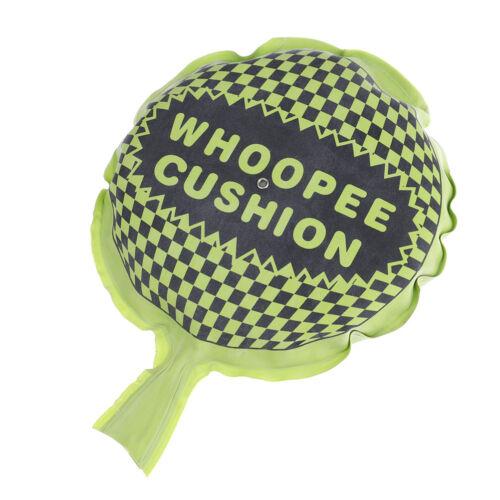 Fun Self Inflating Whoopee Cushion Joke Prank Party Fart Whoopie Balloon Gag UR
