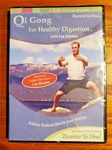 dvd qi gong for healthy digestion lee holden exercise to
