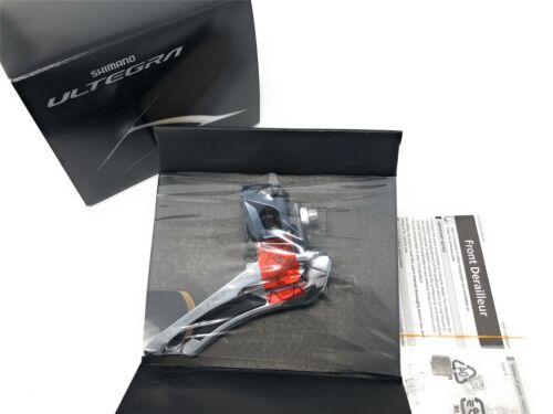NEW Shimano Ultegra FD-R8000-F Front Derailleur Braze On, 2 x11 Speed, Double