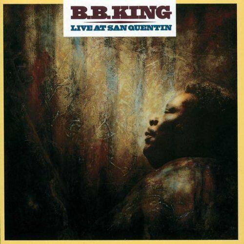 B.B. King Live at San Quentin (1990) [CD]