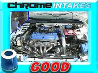 Blue 95 96 97 98 99 Mitsubishi Eclipse/eagle Talon 2.0 2.0l N/t Cold Air Intake