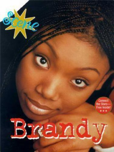 """Brandy by Aladdin Paperbacks """