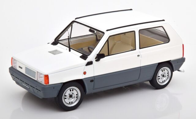 KK Scale KKDC180522 - Fiat Panda 45 1^ serie 1980, white 1/18