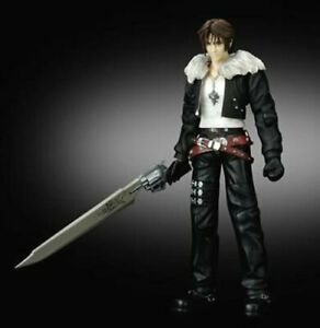 FINAL-FANTASY-VIII-PLAY-ARTS-Squall-Leonhart-PVC-painted-action-Figure
