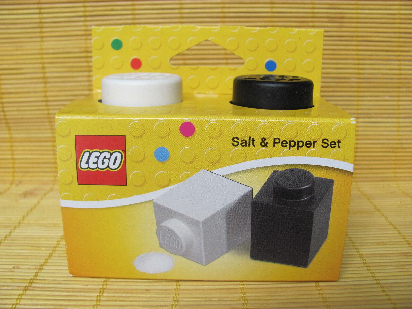 Lego - Salz- und Pfefferstreuer  Salt & Pepper Set - Lego Tolles Geschenk  Neu u. OVP 06c504