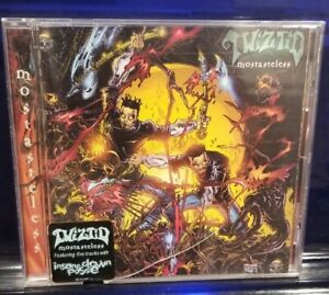 Twiztid-Mostasteless-Re-Release-CD-insane-clown-posse-house-of-krazees-hok-icp