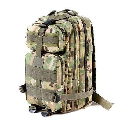 Outdoor Backpack Military Oversize Backpack Traveling Camping Hiking Trekking