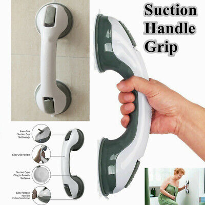 Deluxe Bath Vacam Handle Grip Suction Wall Mount Shower Tub Support Bar Ebay