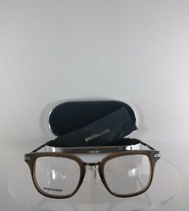c663660ab4 Image is loading Brand-New-Authentic-Dsquared2-DQ-5137-045-Eyeglasses-